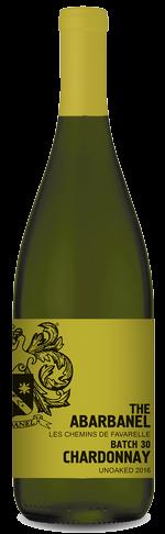 The Abarbanel Batch 30 Chardonnay