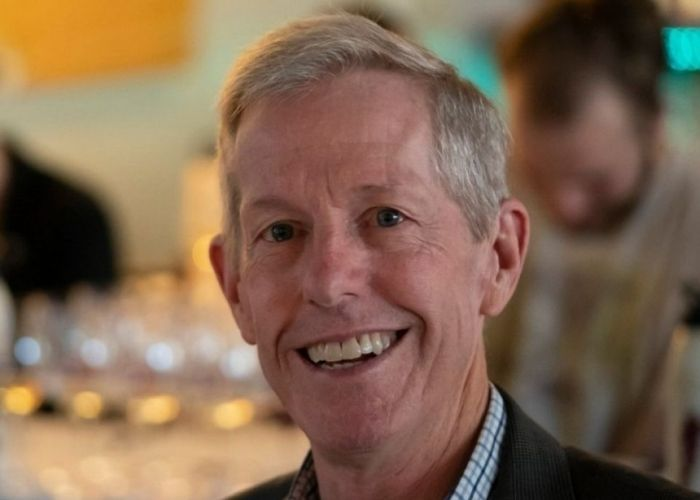 Peter Marks, Master of Wine,