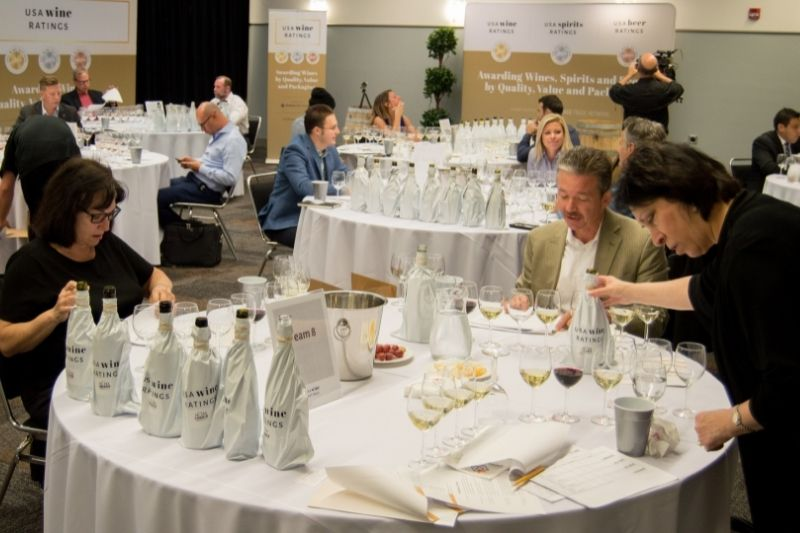 Previous event of USA Wine Ratings