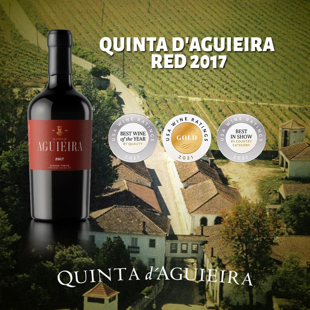 Quinta d'Aguieira Red 2017