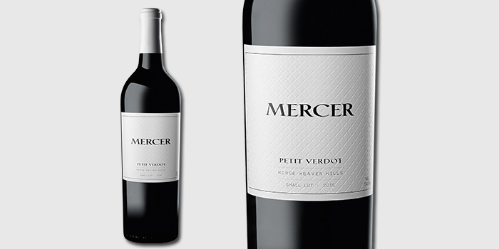 Mercer Estate's 2015 Small Lot Petit Verdot