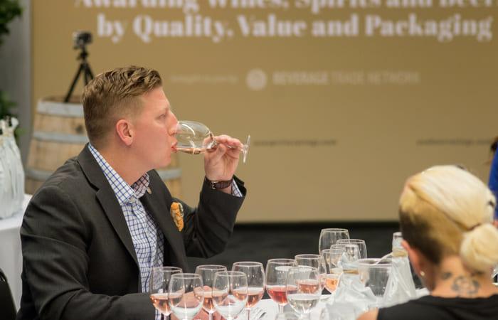 2018 USA Wine Rating Judging