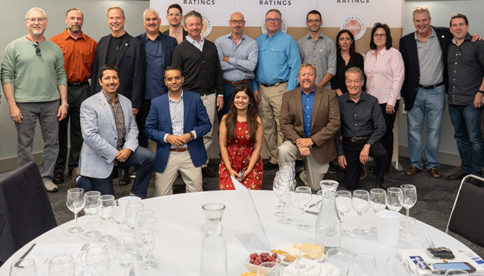 2019 USA Wine Ratings Judging Panel